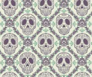 skull, wallpaper, and background image