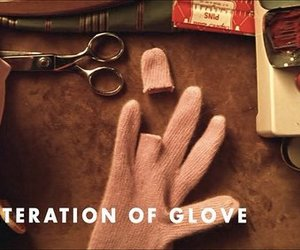 glove, The Royal Tenenbaums, and wes anderson image
