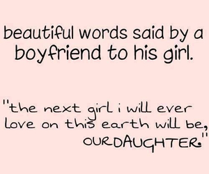 love, boyfriend, and quotes image