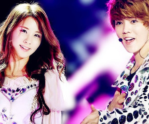 exo, perfect couple, and snsd image
