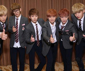 exo, exo-m, and Chen image