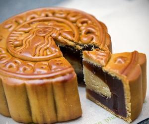 starbucks, cake, and food image