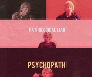 tate, ahs, and american horror story image