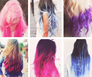 beautiful, pink, and blond image