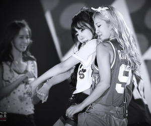 tiffany, snsd, and hyoyeon image