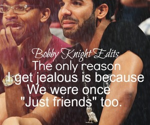baby, just friends, and love image