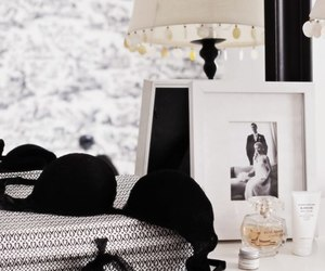 bra, interior design, and perfume image