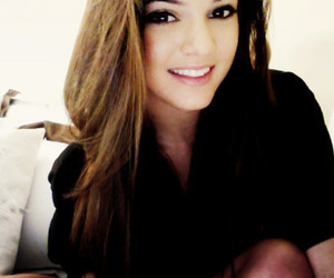 kendall jenner, pretty, and smile image