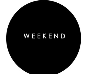 weekend, quotes, and black and white image