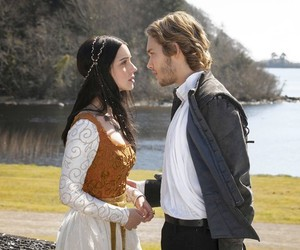 reign, couple, and francis image