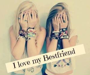 best friend and forever image