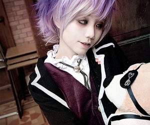 photography, vampire, and diabolik lovers image