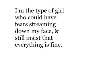 tears, quotes, and fine image