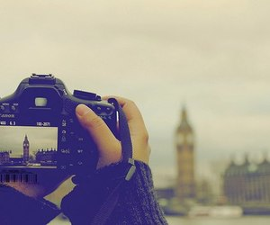 london, photography, and camera image