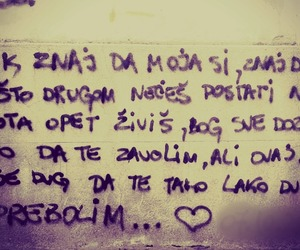 grafiti, love, and sergej cetkovic image