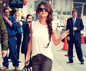 selena gomez, outfit, and selena image