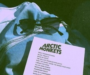 indie, arctic monkeys, and music image