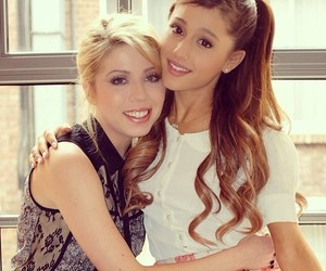 ariana grande, ariana, and jennette mccurdy image