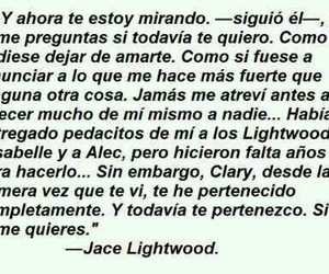 the mortal instruments, jace lightwood, and cazadores de sombras image