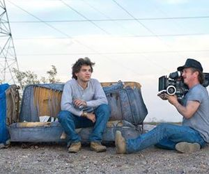 into the wild, emile hirsch, and movie image