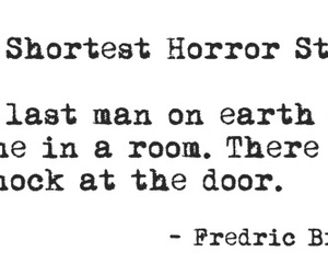 horror, knock, and shortest image