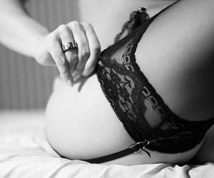 ass, butt, and black image