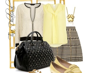 dressy casual look image