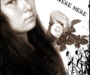 memory, wish u were here, and my work image