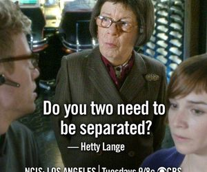 ncis la, barrett foa, and ncisla image