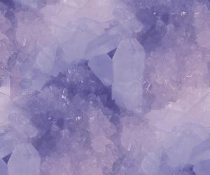 blue, crystal, and grunge image
