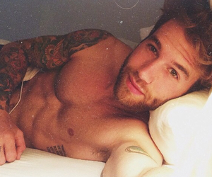 abs, Tattoos, and andre hamann image