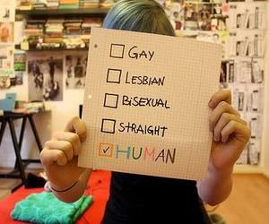 love is love, im gay, and love is equal image