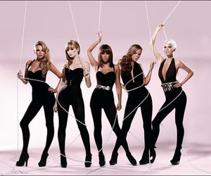 girls aloud and Therese image