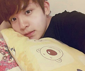ricky, teen top, and ricky selca image
