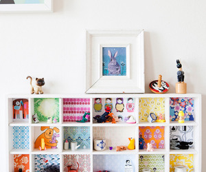 colors, colorful, and decor image