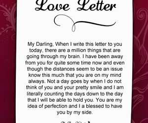 Are You Away From Her? Do You Miss Her So Much? Share This Love Letter With  Her To Reduce The Distance Between You.