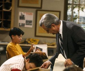boy meets world and william daniels image