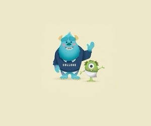 monster and mike image