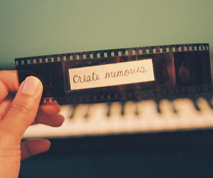 memories, film, and create image