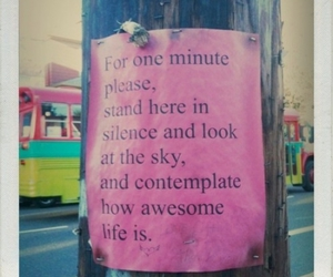 life, awesome, and text image