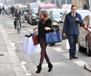 fashion, girl, and olivia palermo image