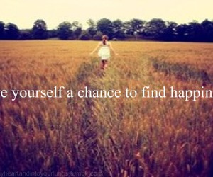 chances, field, and girl image