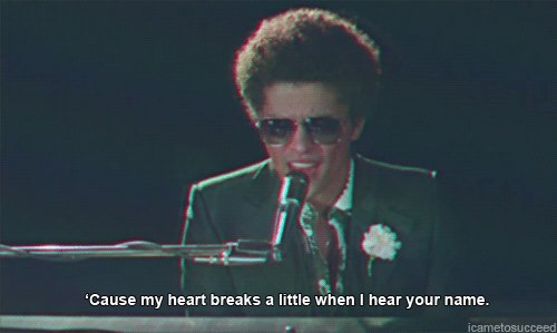 hawaii, bruno mars, and when i was your man image
