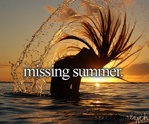 summer, girl, and missing image