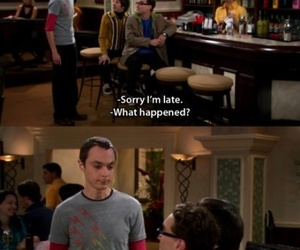 funny, sheldon, and the big bang theory image