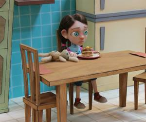 doll and stop motion image
