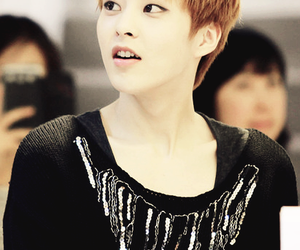 exo-m and xiumin image