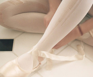 ballet, pink, and girly image