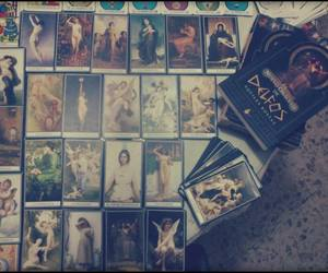 magic, oracle, and tarot image