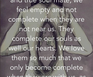 happiness, quotes, and soul mate image